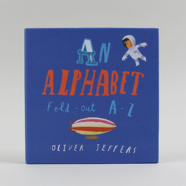 A Fold-out Alphabet A-Z – Me Books Store