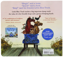 Little Blue Truck - Me Books Asia Store