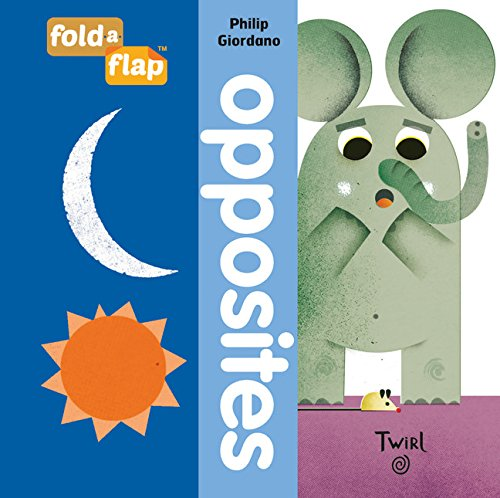 Fold-A-Flap - Opposites - Me Books Asia Store