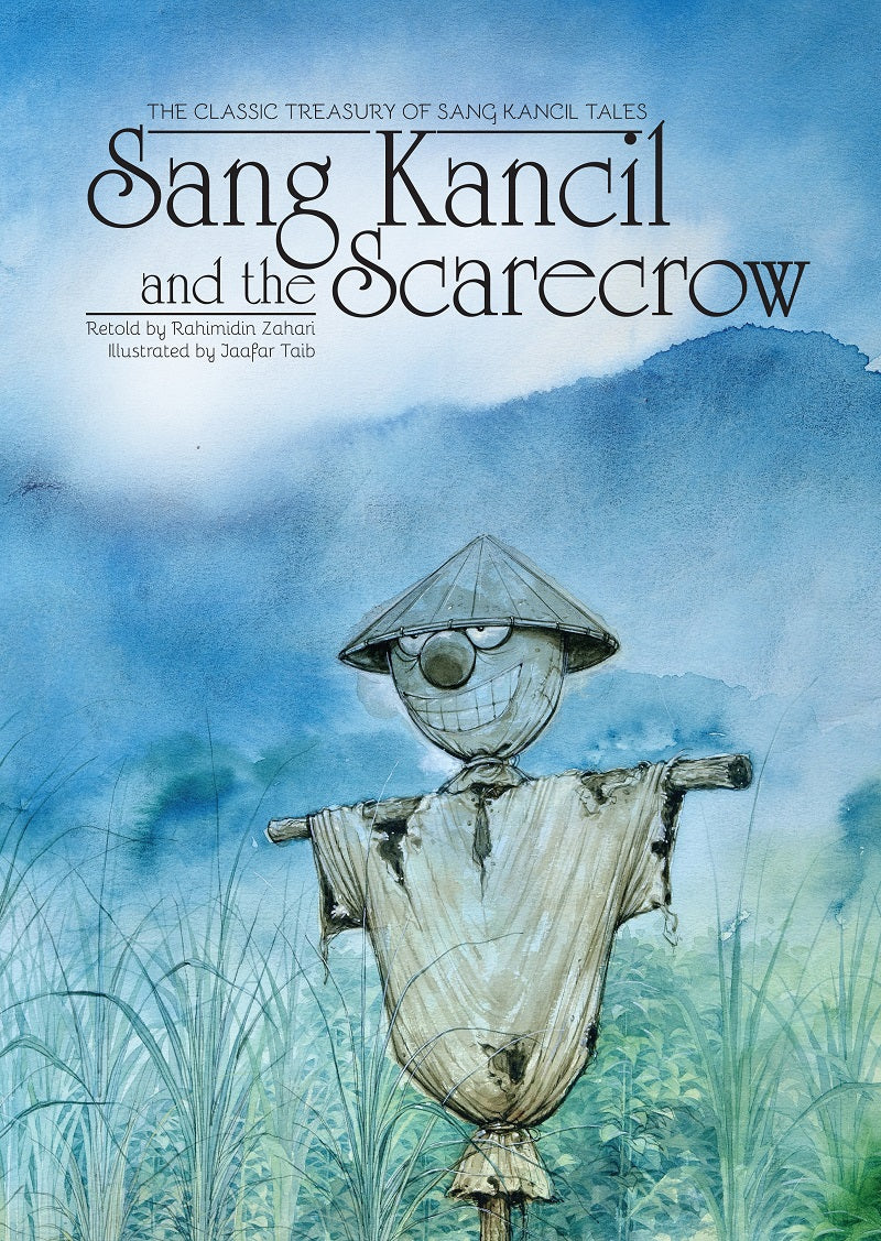 Sang Kancil and the Scarecrow - Me Books Store