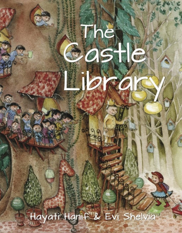 The Castle Library - Me Books Asia Store