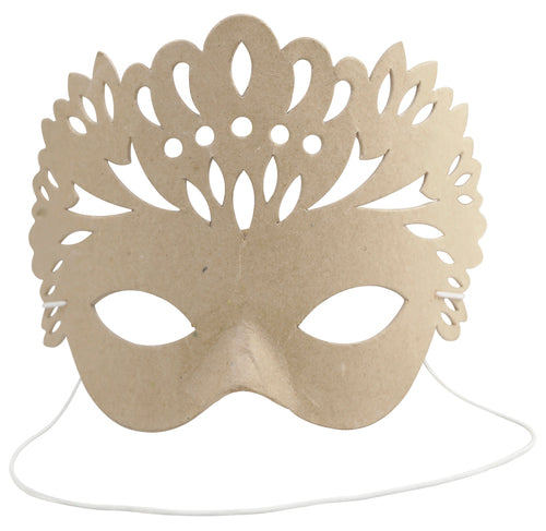 Décopatch Objects: Masks - Feathers - Me Books Store