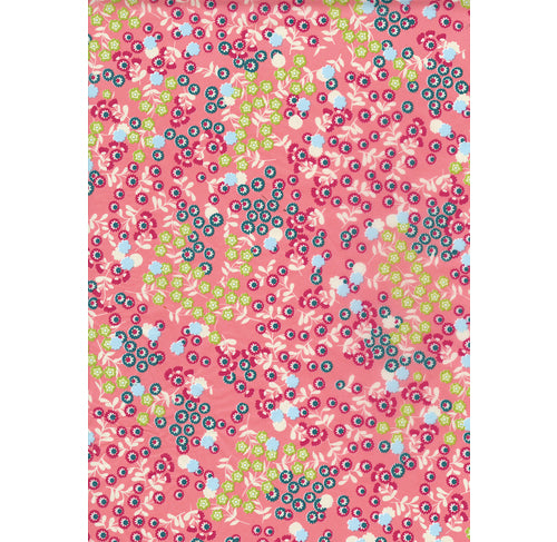 Décopatch Paper:Pink 796 Small Spring Flowers - Me Books Store