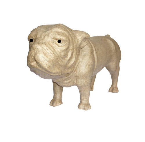 Décopatch Objects: Bulldog (Medium) - Me Books Store