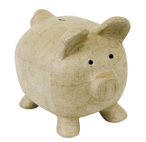 Décopatch Object: Medium - Piggy Bank - Me Books Store