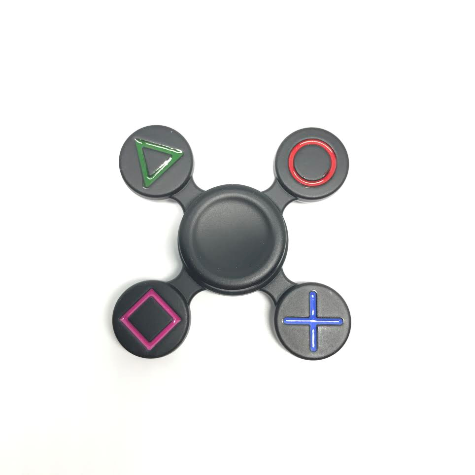 Symbol Game Console Spinners In Stock