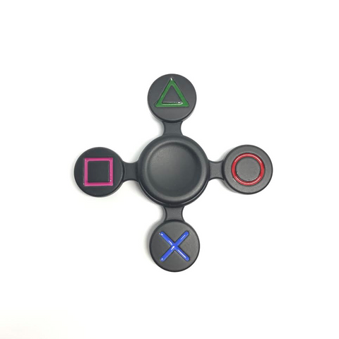 Symbol Game Console Spinner