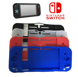 for Nintendo Switch Joy-Con - 2x Silicone Thumb Stick Grip Cover Caps | FPC