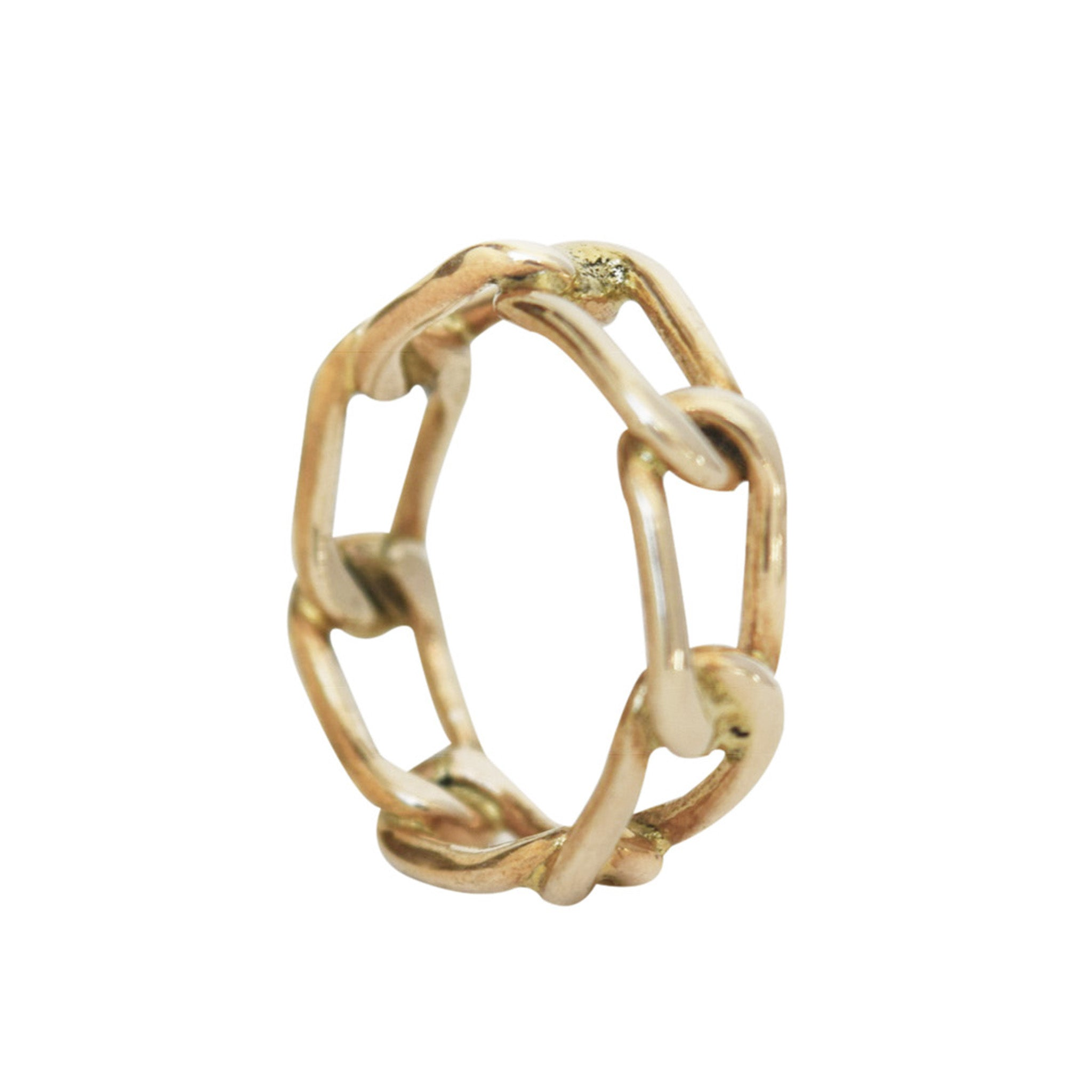 Succession Chainlink Ring - Lissa Bowie