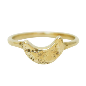 Half Moon Stacking Ring - Lissa Bowie