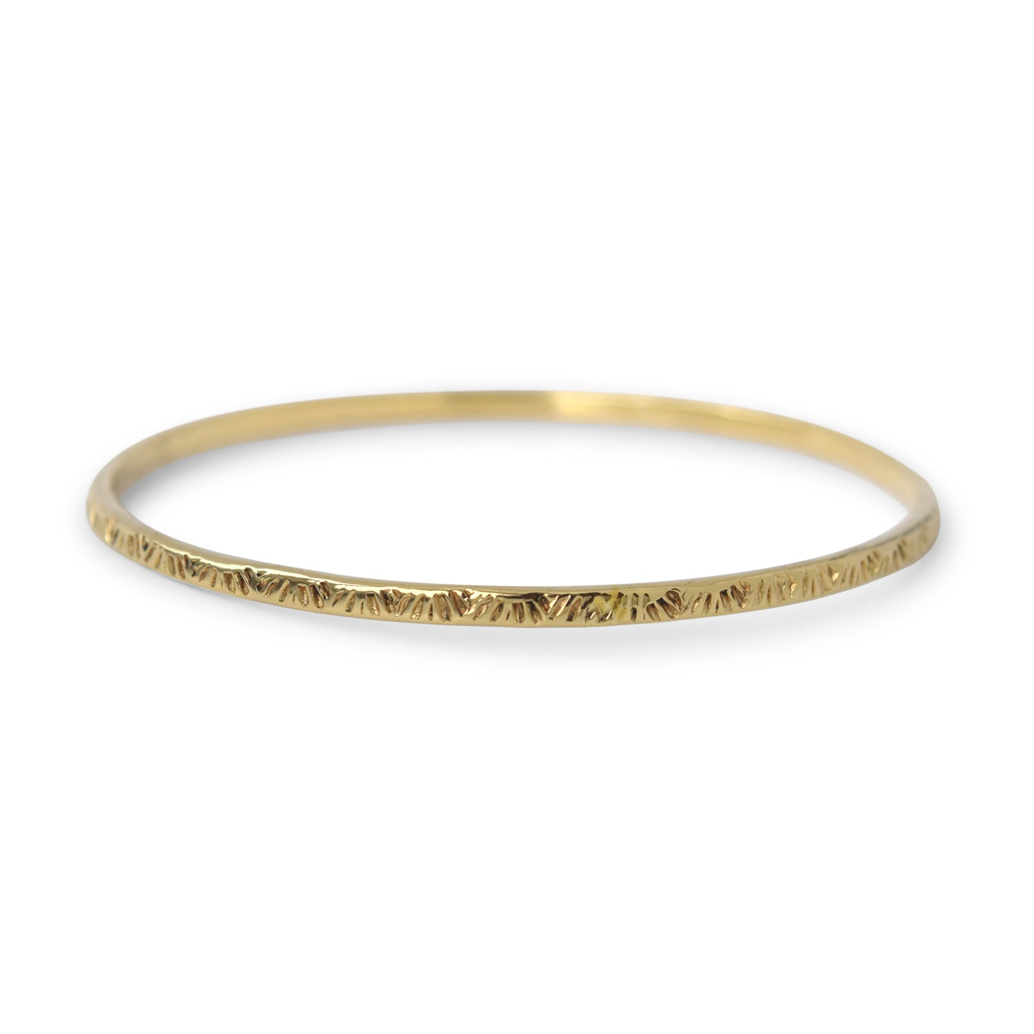 Naveen Bangle Bracelet - Lissa Bowie