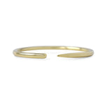 Tusk Adjustable Bangle - Lissa Bowie