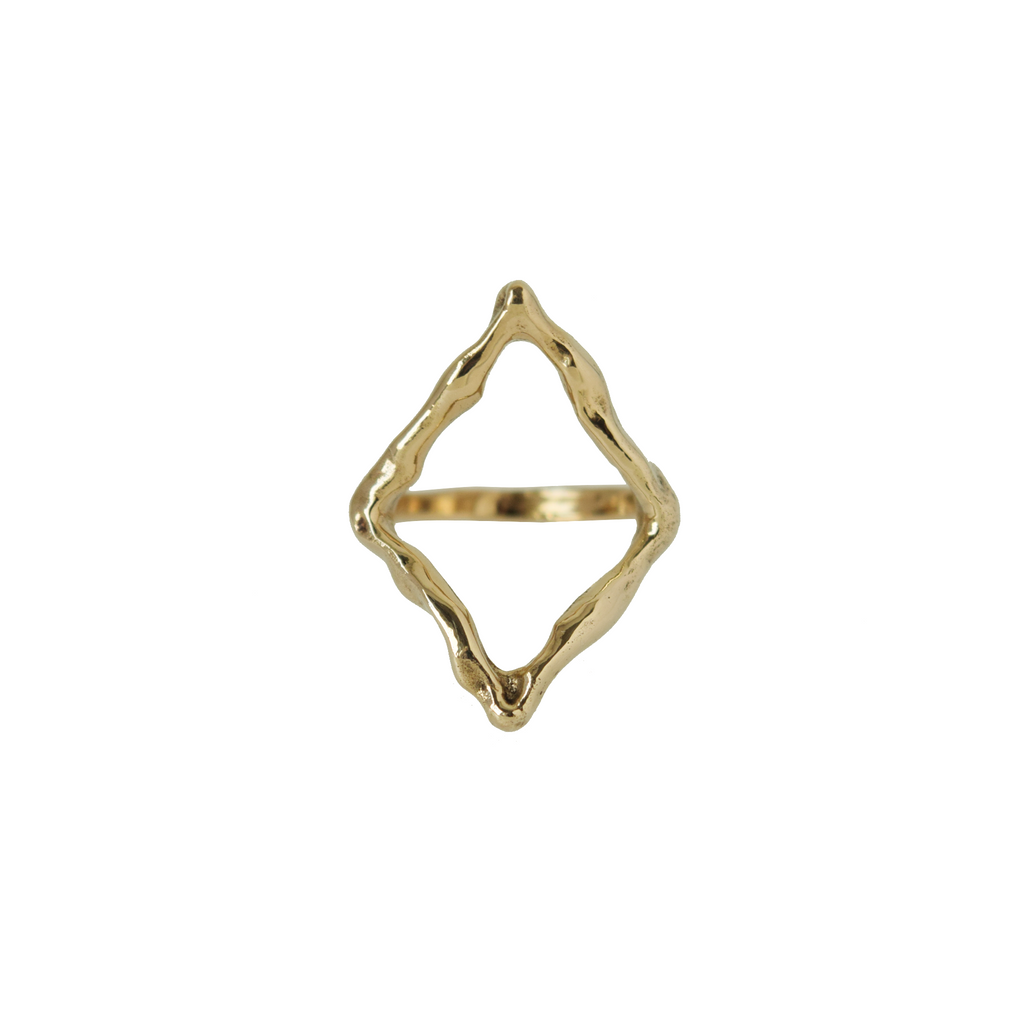 Hoffman Organic open concept ring