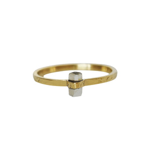 Jacinta Stone Stacking Ring - Lissa Bowie