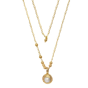 Salerno Slider Necklace - Lissa Bowie