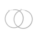 Twist Hoops Earrings - Lissa Bowie