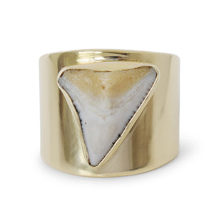 Dominique Adjustable Stone Classic Ring - Lissa Bowie