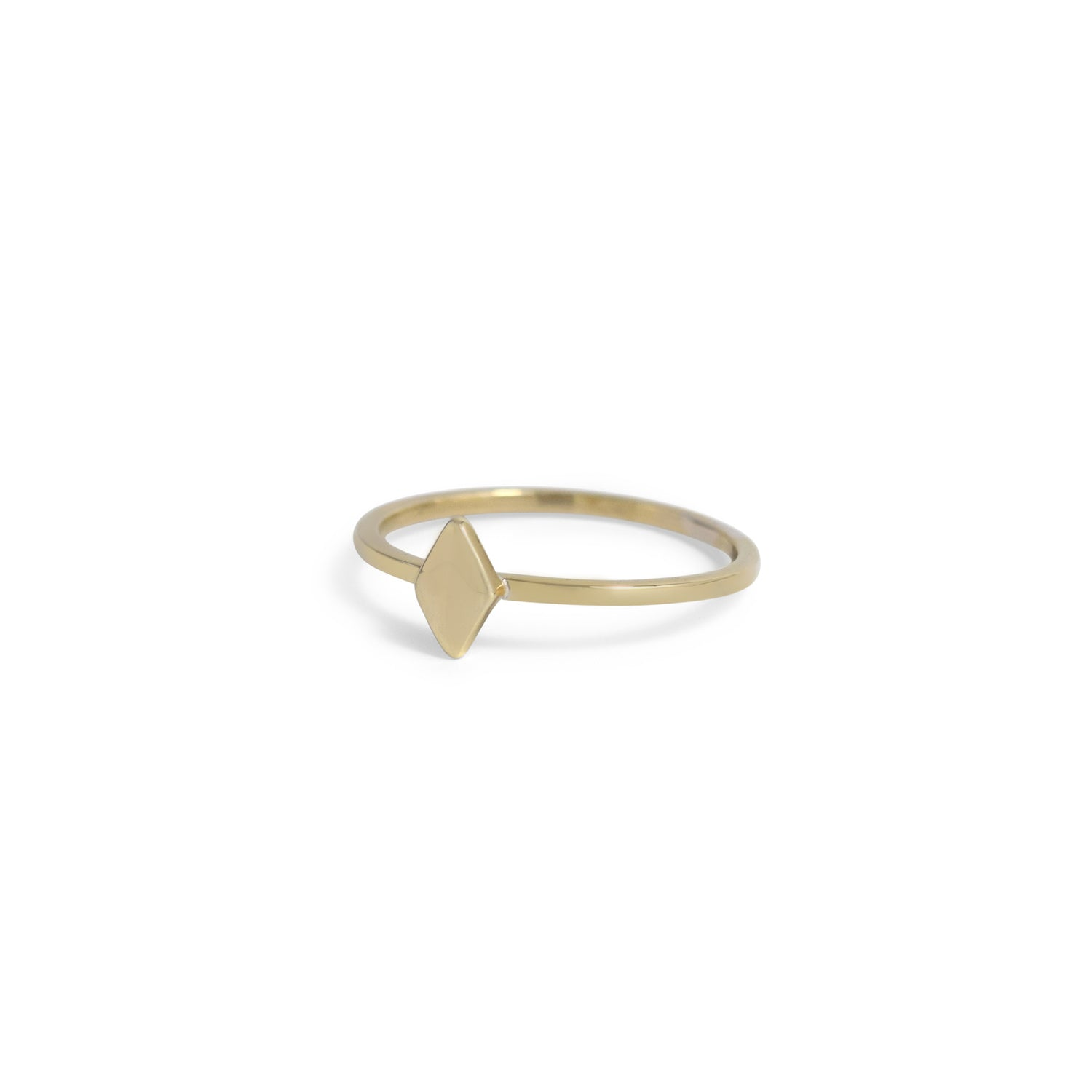 Celestial Diamond Stacking Ring - Lissa Bowie