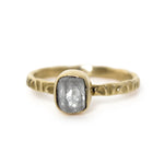 Naveen Gemstone Stacking Ring - Lissa Bowie