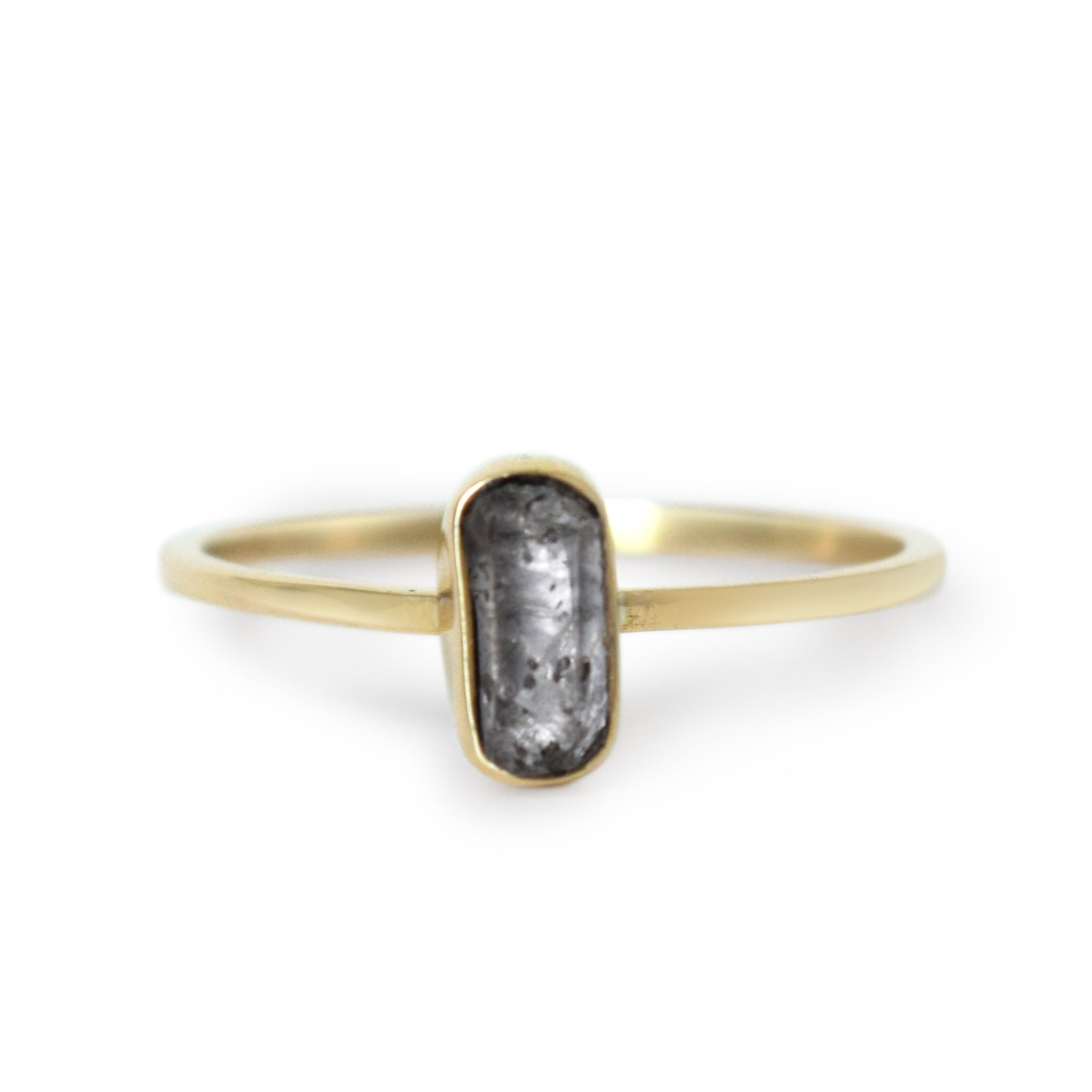 Jackie Stone Stacking Ring - Lissa Bowie