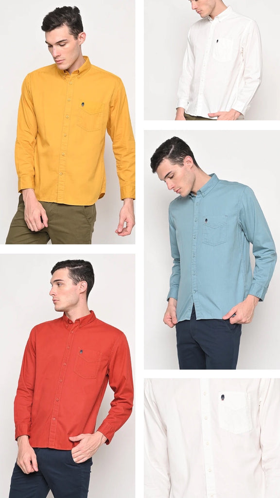 Tops: Shirts & Polo