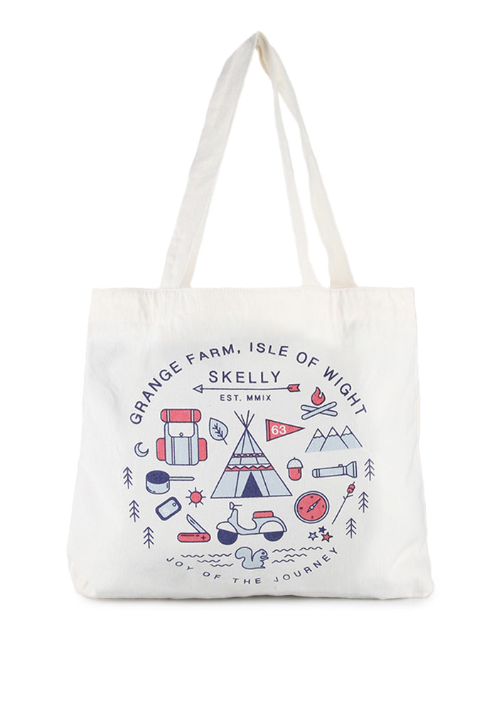 Skelly Farm Tote Bag - Skelly Indonesia - The Original Graphic Tees, Comfortable Basic - www.skellyshop.co.uk
