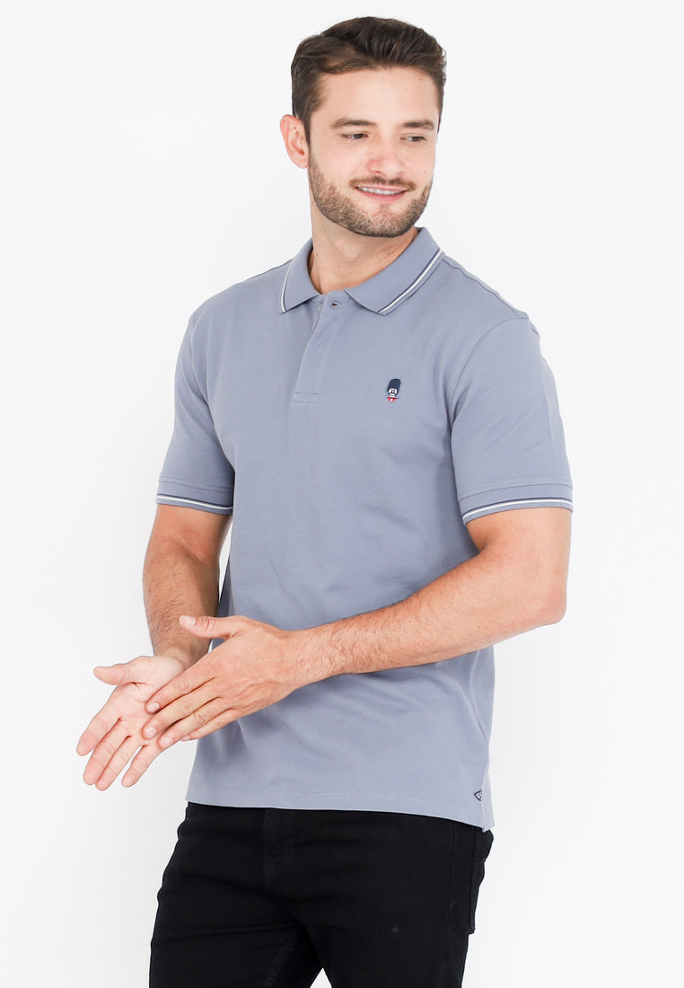 Guardian Classic Polo Shirt W2 Dusty Blue
