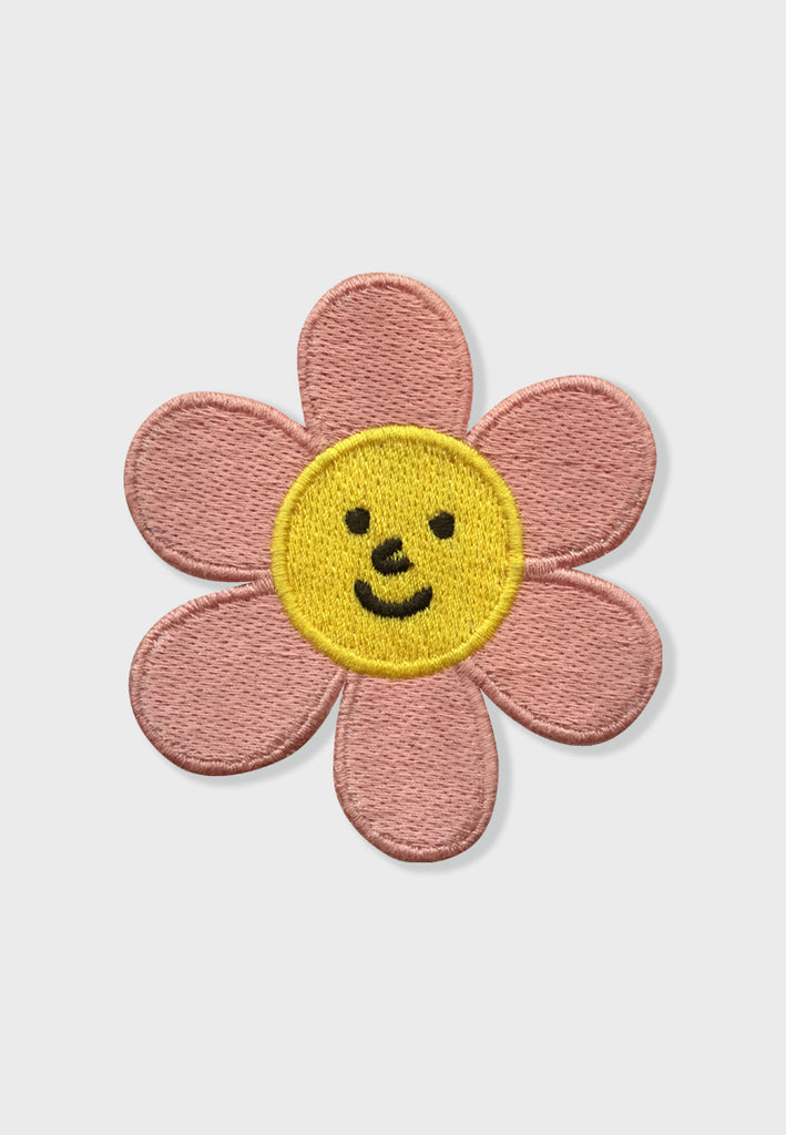 Daisy Embroidery Patches
