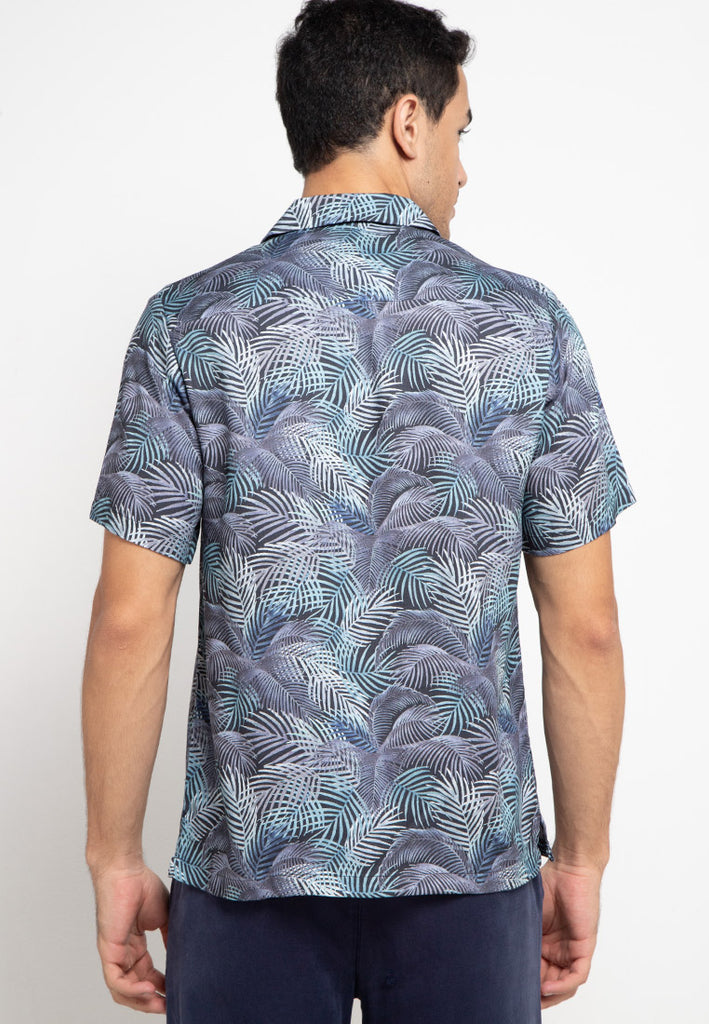 Tropical Shirt Midnight