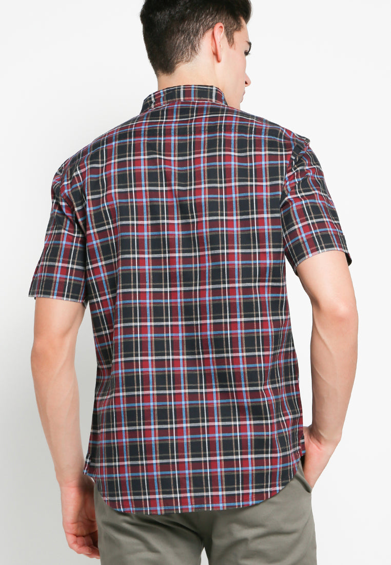 Spitafields Plaid SS - Skelly Indonesia - The Original Graphic Tees, Comfortable Basic - www.skellyshop.co.uk