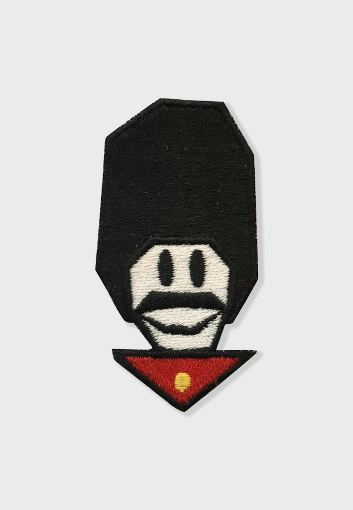 Royal Guard Embroidery Patches