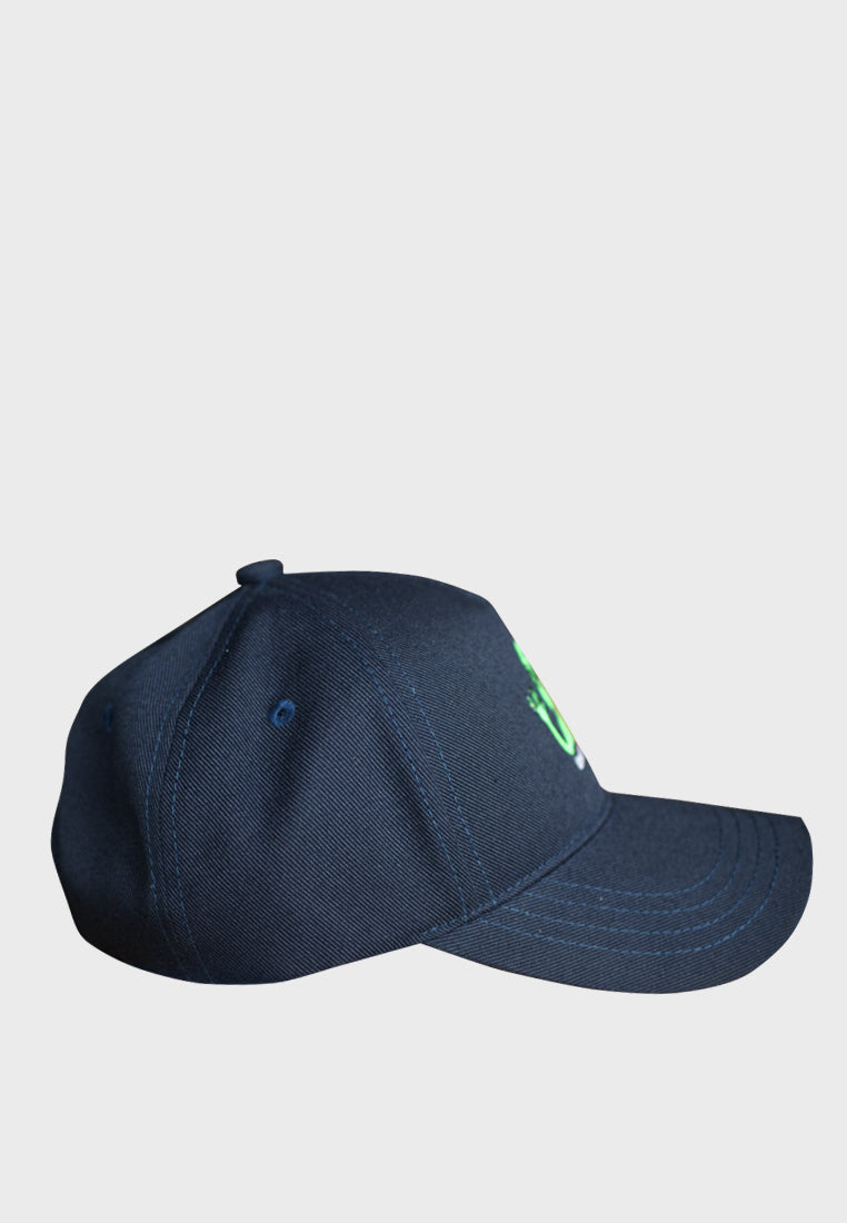 Alien Blue Cap