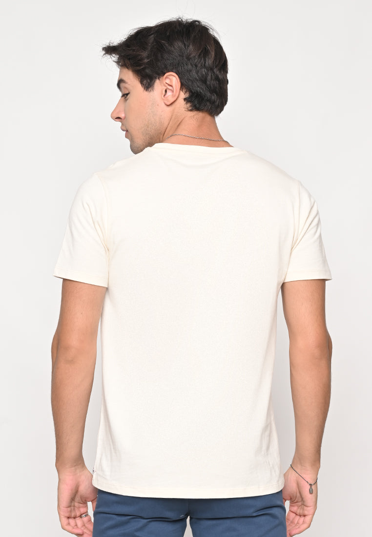 TCG Retro Old English Tee White