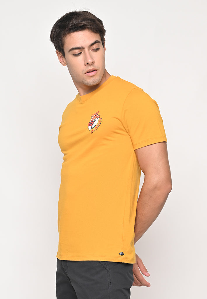 Super Duper Tee Yellow
