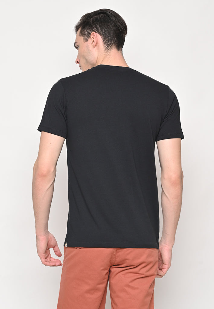 Jemba UK Tee Black