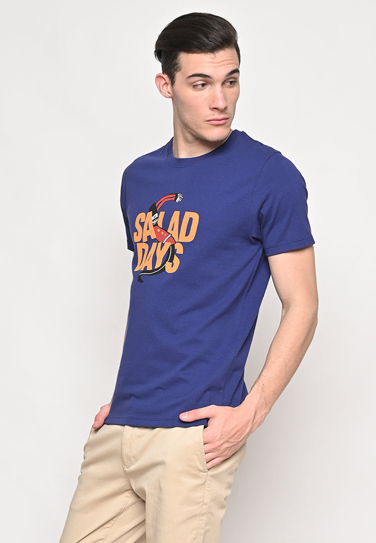 TCG Salad Days Tee Navy