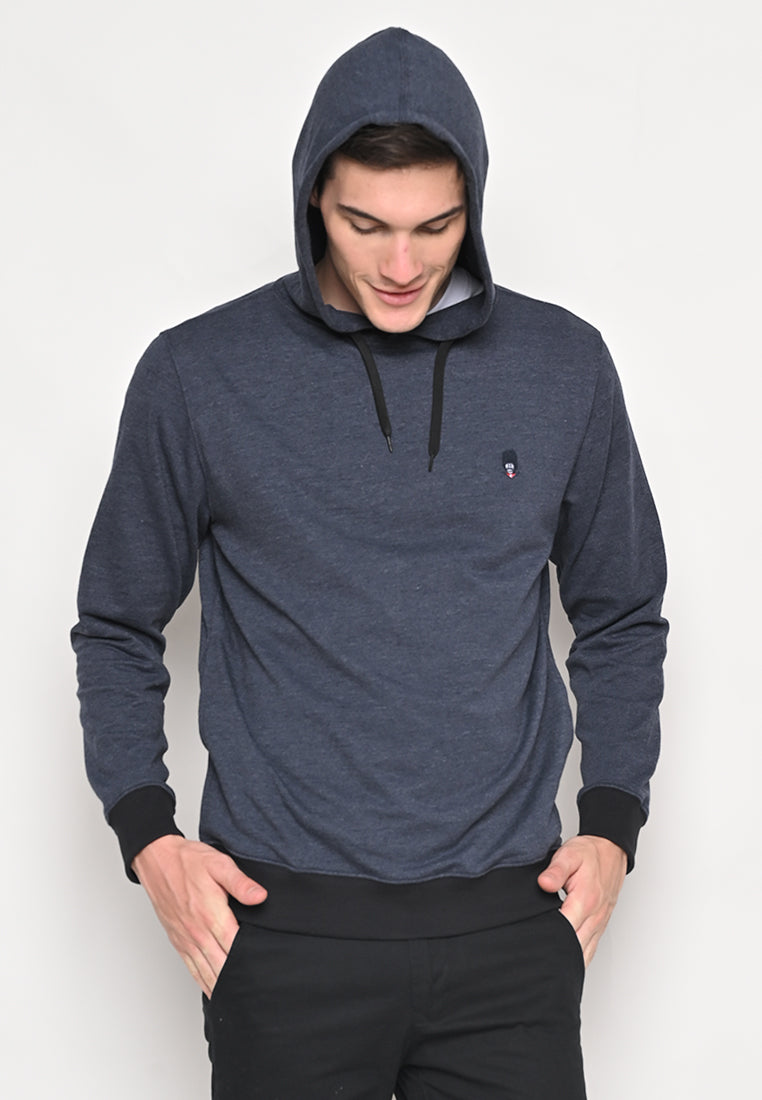 Guardian Hoodie Inv Pullover Navy