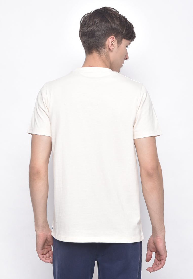 Private Eyes White T-Shirt