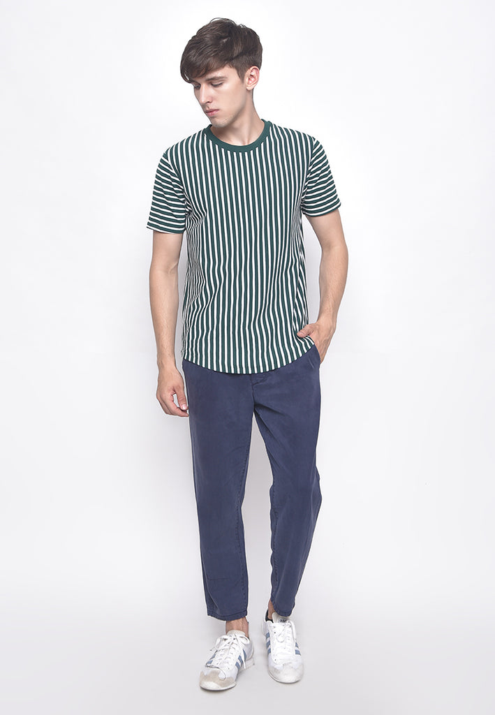 Homer Stripe In Green