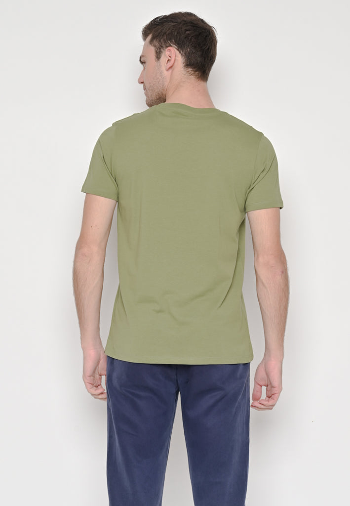Yoga Turtle Green Tee
