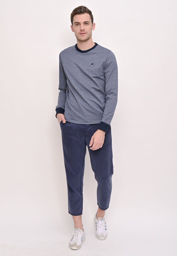 Guardian Relax Inv Pullover Navy