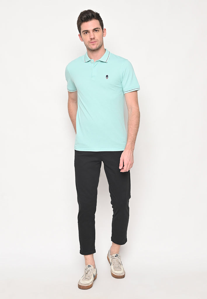 Guardian Classic Polo Shirt In Turqouise