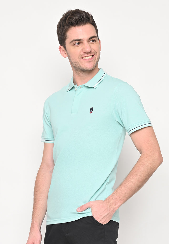 Guardian Classic Polo Shirt W1 In Turqouise