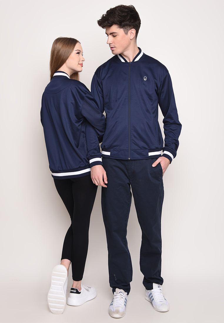 Retro Jacket Navy