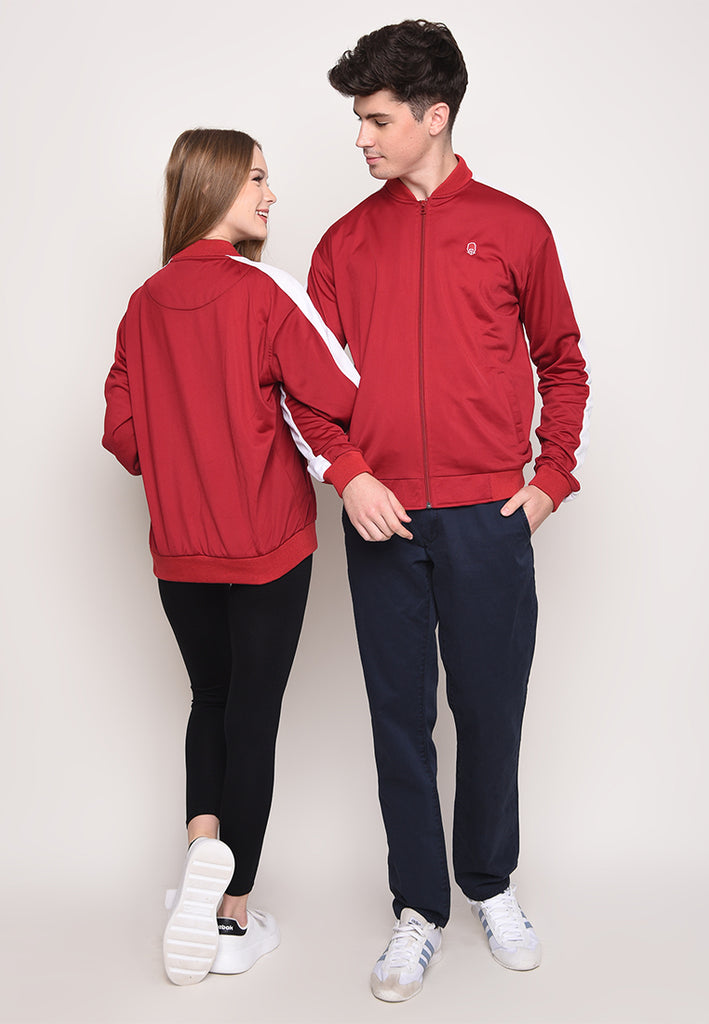 Retro Jacket Red