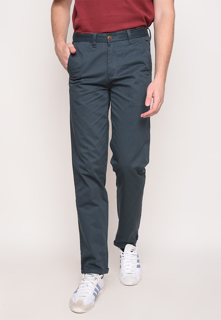 Kennedy Pants Twill Dark Slate