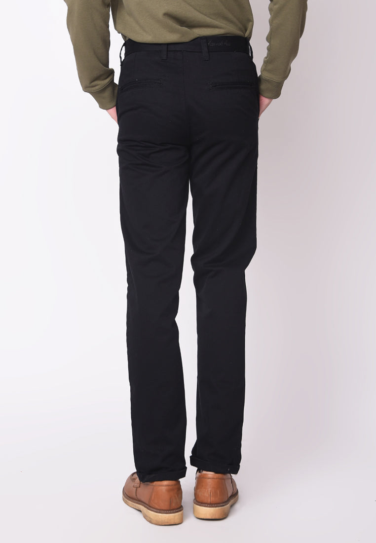 Kennedy Pants Twill in Black