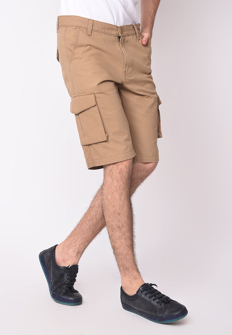 Cargo Short in Beige