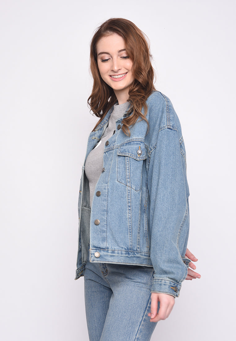 Lightning Denim Jacket