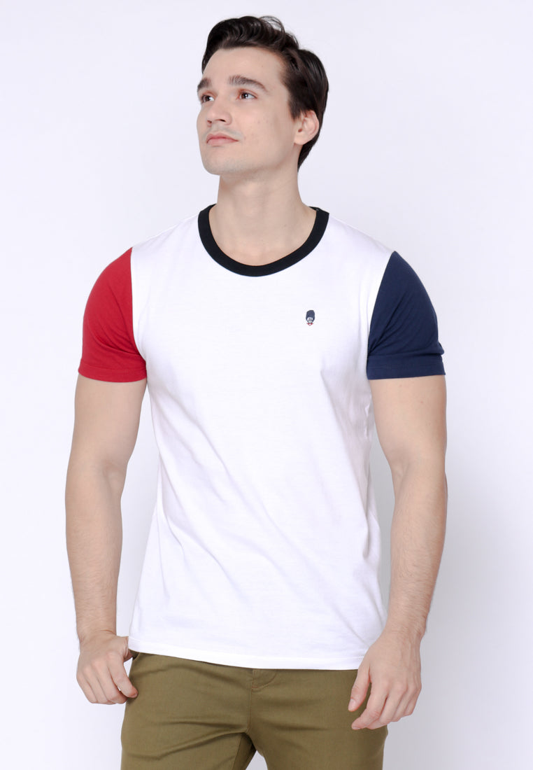 Guardian Felice Block Tee Multi Color